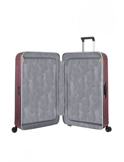 Neopulse Spinner 81cm Metallic Rose - Large suitcases