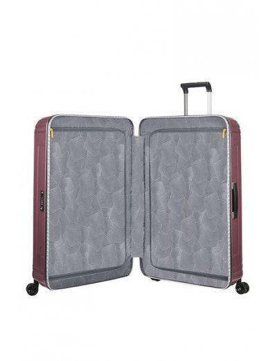 Neopulse Spinner 81cm Metallic Rose - Women's suitcases