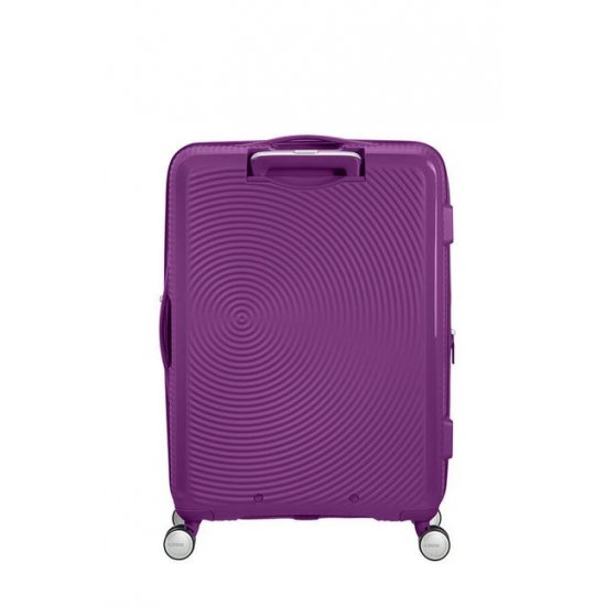 Soundbox Spinner (4 wheels) 67cm Exp Purple Orchid