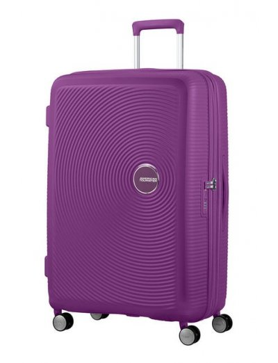 Soundbox Spinner (4 wheels) 77cm Purple Orchid - Product Comparison