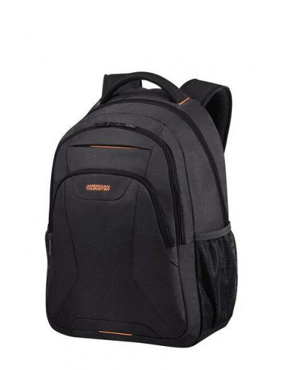 At Work Laptop Backpack 43.9cm/17.3″ Black - Duffles and backpacks
