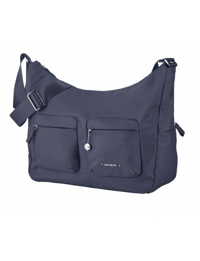 Move 3.0 Shoulder Bag M + 2 Pock. Dark Blue - Bags