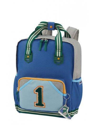 Sam School SpiritBackpack M N.1 Varsity Grey -