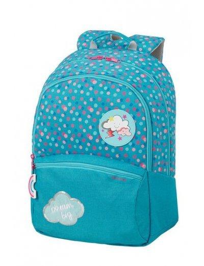 Color Funtime  L Dreamy Dots - Kid's school backpacks 1- 4 grade