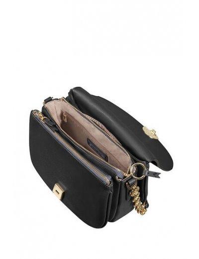 Sphinx Shoulder Bag S Black - Women's bags