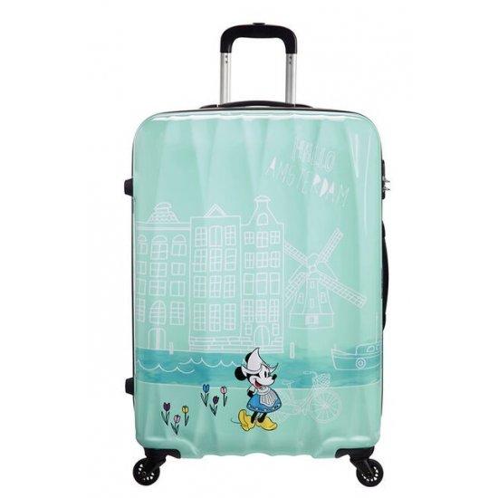 AT Spinner 4 wheels Disney Legends 65 cm Take Me Away Minnie Amsterdam