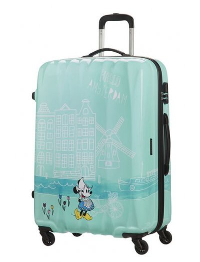 AT Spinner 4 wheels Disney Legends 75 cm Take Me Away Minnie Amsterdam - Hardside suitcases
