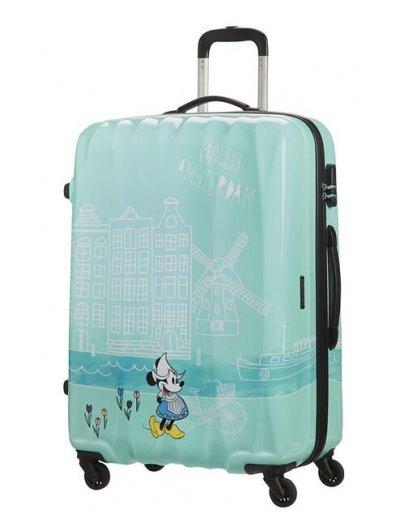 AT Spinner 4 wheels Disney Legends 75 cm Take Me Away Minnie Amsterdam - Kids' suitcases