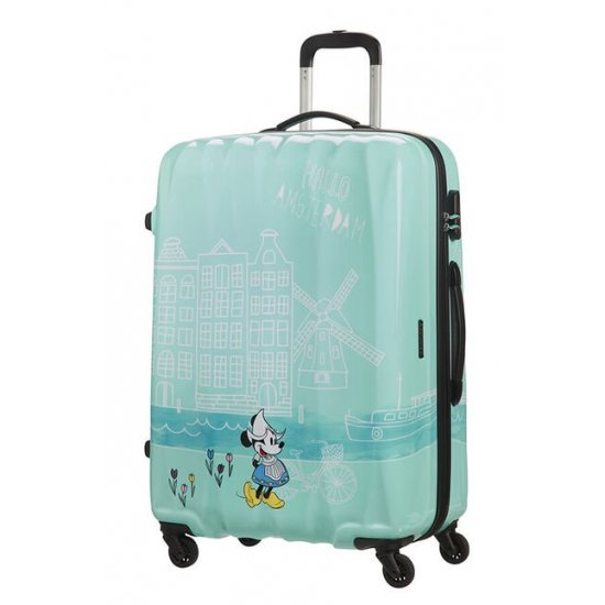 AT Spinner 4 wheels Disney Legends 75 cm Take Me Away Minnie Amsterdam