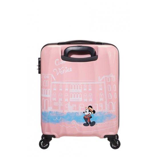 AT Spinner 4 wheels Disney Legends 55 cm Take Me Away Mickey Venice