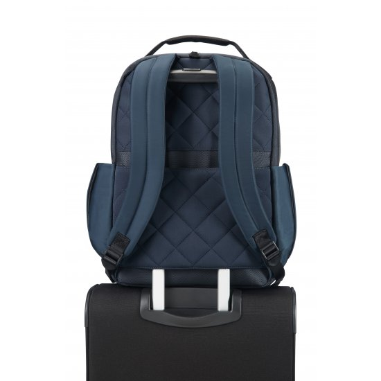 Openroad Laptop Backpack 39.6cm/15.6inch Space Blue