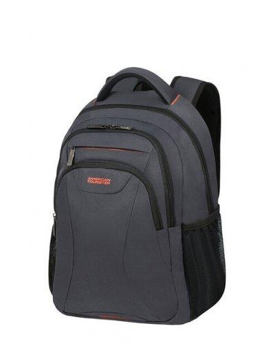 At Work Laptop Backpack 39.6cm/15.6″ Grey/Orange - Product Comparison