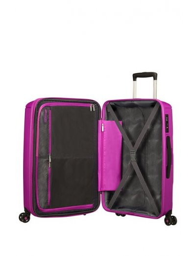 Sunside Spinner (4 wheels) 77 cm Ехр. Ultraviolet - Large suitcases