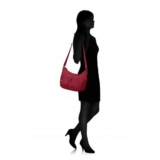 Move 2.0 Shoulder Bag M + 2 Pock.