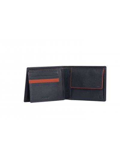 OUTLINE 2 SLG 7CC + V FL + C + 2C + W - Men's leather wallets