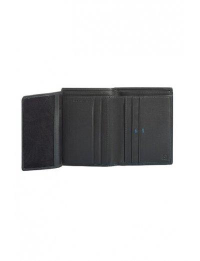 Spectrolite Slg W S 4CC + H FL + 2W + 2C Grey - Men's leather wallets