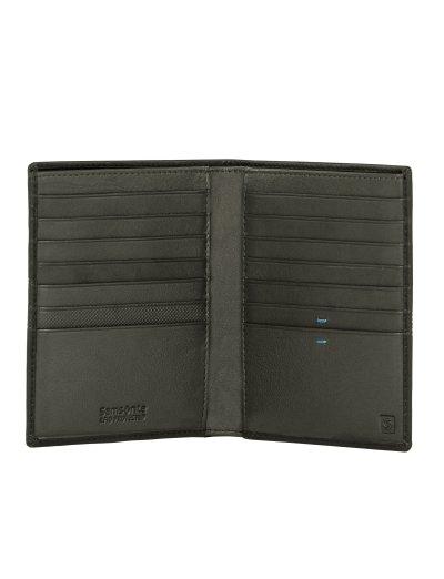 Spectrolite Slg W 14CC + 2C Grey - Men's leather wallets