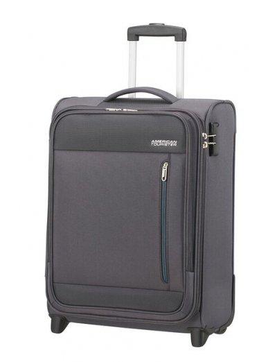 Heat Wave 2-wheel cabin baggage Upright 55cm Grey - Heat Wave