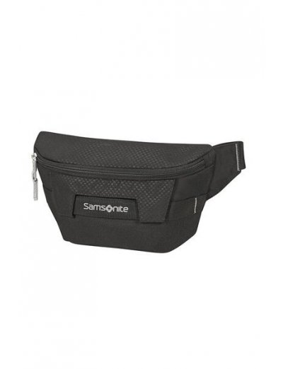 Sonora Belt bag Black - Shoulder and waist bags