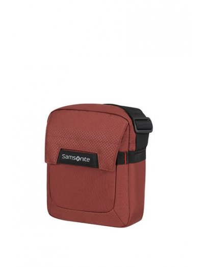 Sonora Crossover bag Barn Red - Shoulder and waist bags