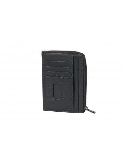 Spectrolite All In One Wallet Zip Grey - Men's leather wallets