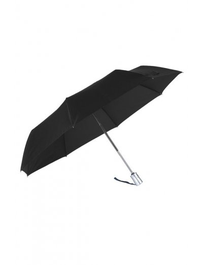Rain Pro 3 Sect. Auto O/C Black - Ladies umbrella