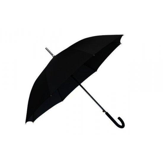 R-PLU Stick Umbrella Black