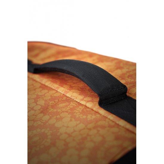 Раница Metatrack,  размер M, за 15.6 инча лаптоп цвят оранжеви цветя