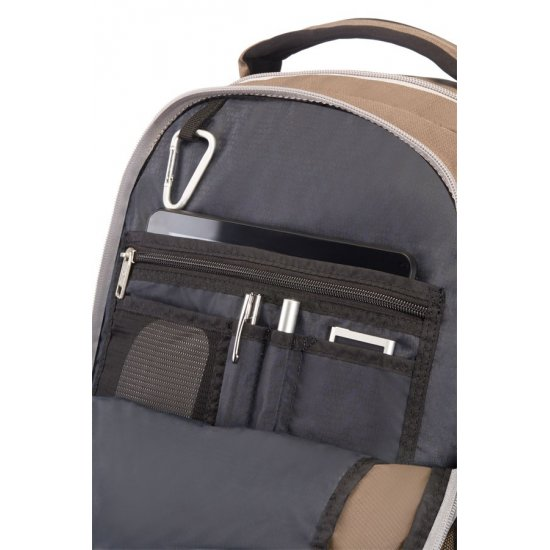 Раница Wanderpacks  размер S в кафяво и сиво