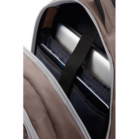 Раница за 15,6 инча лаптоп Wanderpacks  размер M в кафяво и сиво
