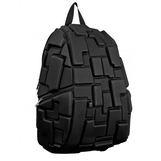 "AmericanKids Backpack ""Blok Full"" black"