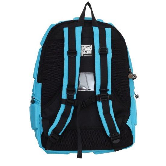 "AmericanKids Backpack ""Blok Full"" blue"