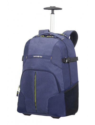 - Backpacks with wheels