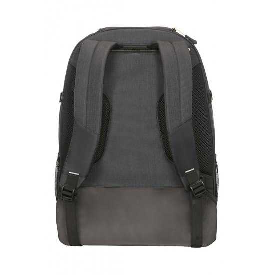 Rewind Laptop Backpack with Wheels 16inch