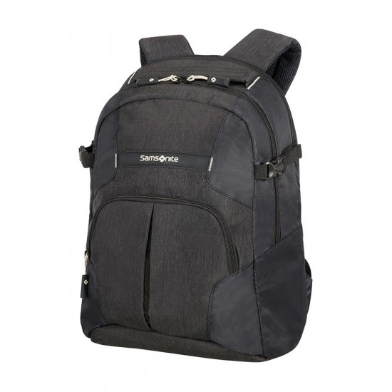 Rewind Laptop Backpack M 15.6inch Black