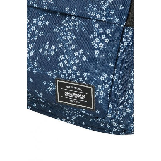 Urban Groove Lifestyle Backpack Blue Floral