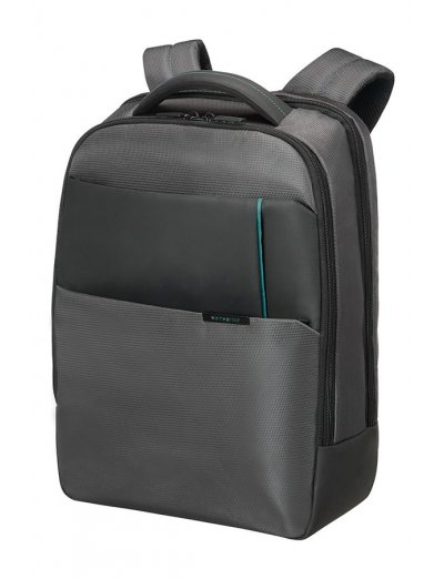 Qibyte Laptop Backpack 15.6inch Black - Duffles and backpacks