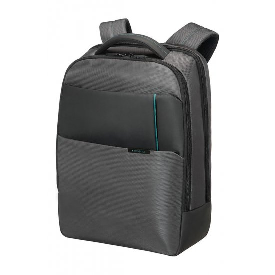 Qibyte Laptop Backpack 15.6inch Black