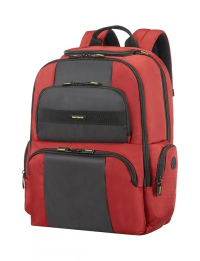 Infinipak Laptop Backpack 39.6cm/15.6inch Red/Black - Product Comparison