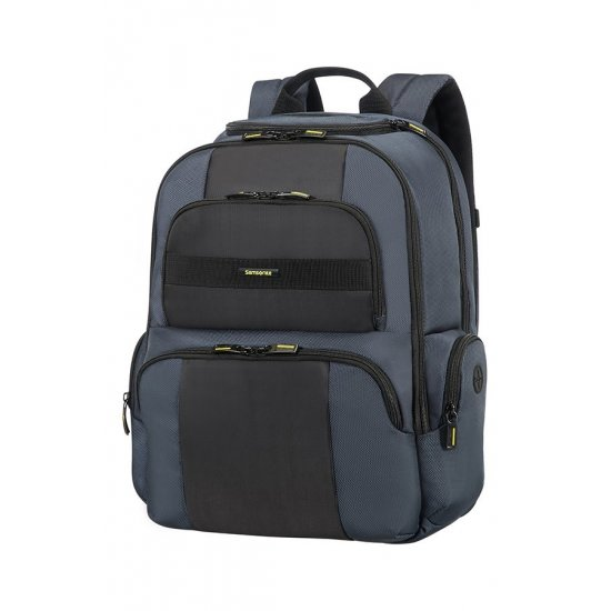 Infinipak Laptop Backpack 39.6cm/15.6inch Blue/Black