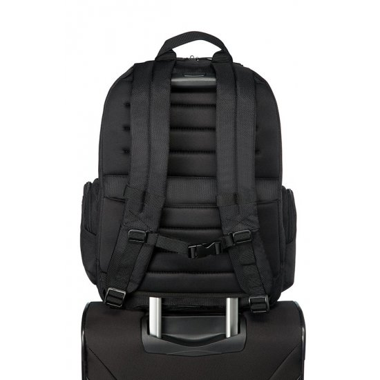 Infinipak Laptop Backpack 39.6cm/15.6inch Black