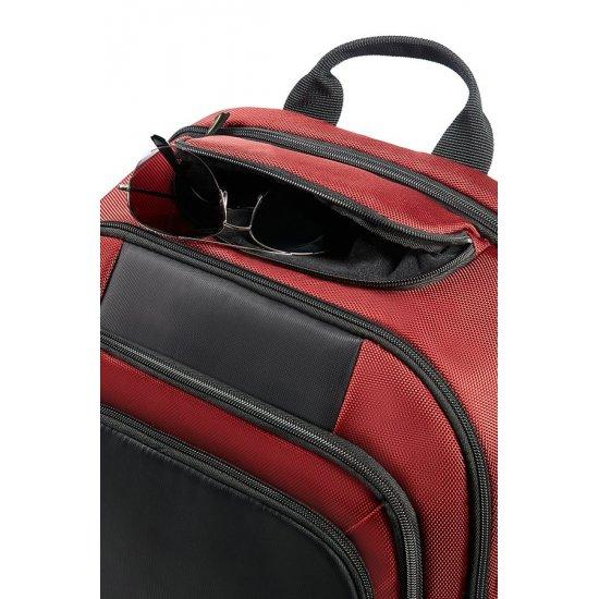 Infinipak Laptop Backpack 43.9cm/17.3inch Red/Black
