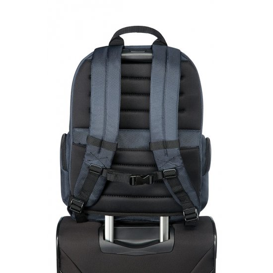 Infinipak Laptop Backpack 43.9cm/17.3inch Blue/Black
