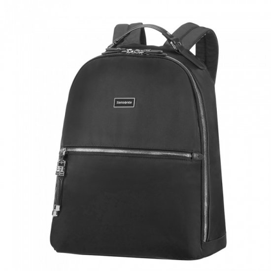 Karissa Bizz Laptop Backpack 35.8cm/14.1inch Black