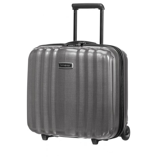 Rolling Tote Plus 39.6cm/15.6inch Eclipse Grey