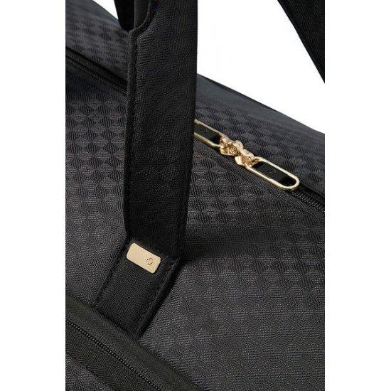 Uplite Duffle Expandable 55cm Black/Gold