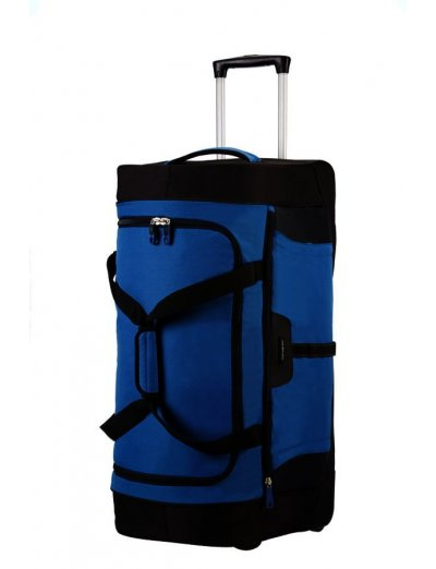 Wanderpacks Duffle with Wheels 65cm Blue - Product Comparison