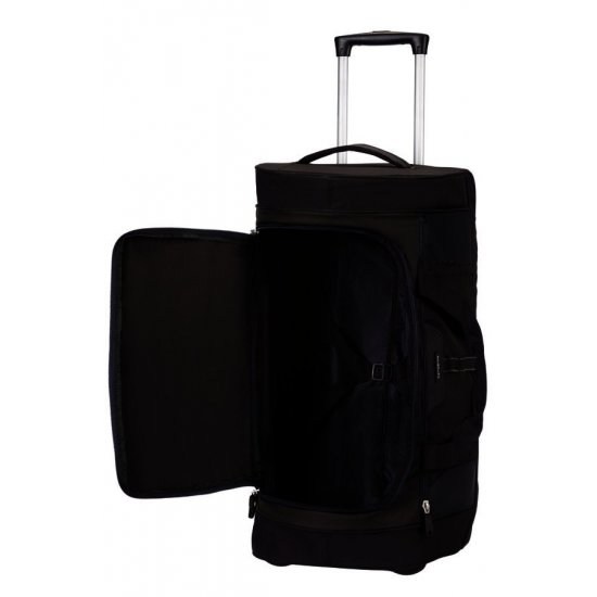 Wanderpacks Duffle with Wheels 65 cm Black
