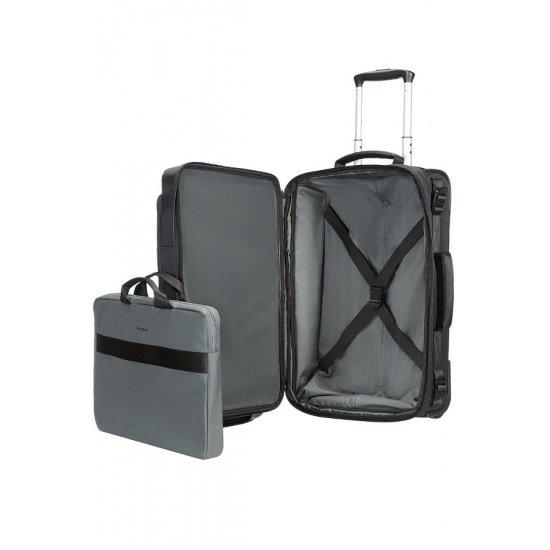 Cityvibe Duffle with Wheels Expandable 55cm