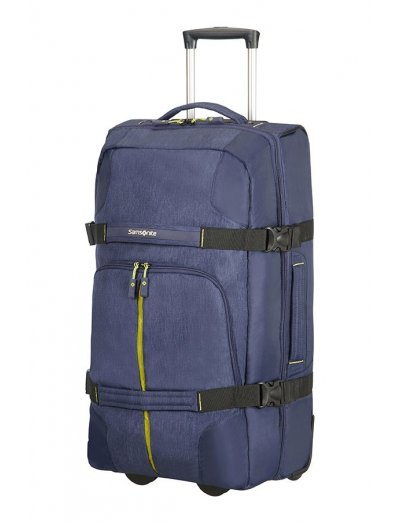 Rewind Duffle with wheels 68cm - Duffles